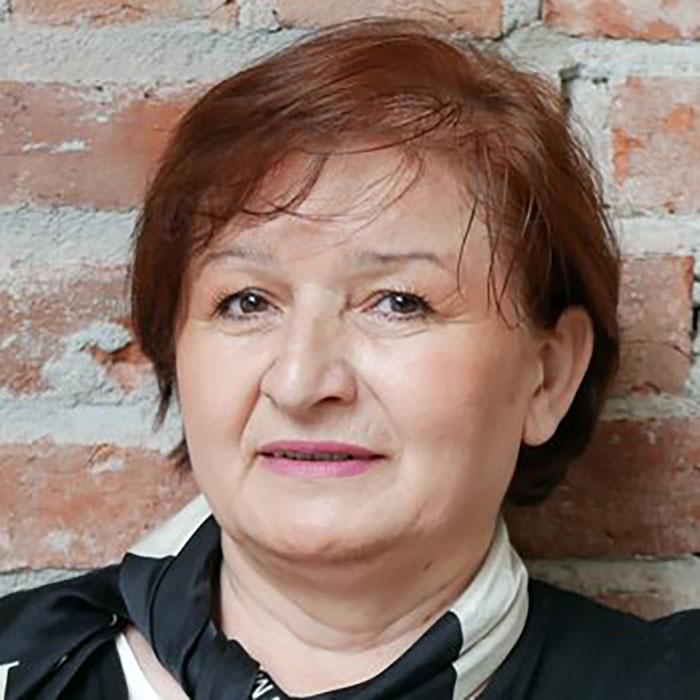 Bosnisk koronavakt Refka Kovac