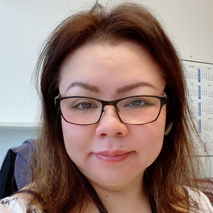Vietnamesisk Koronavakt Ina Hoa Thai